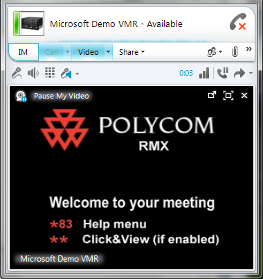 RMX Virtual Meeting Room Registration in Lync : Jeff Schertz\'s Blog