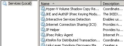 IIS Admin Service 'missing' in Lync : Jeff Schertz's Blog