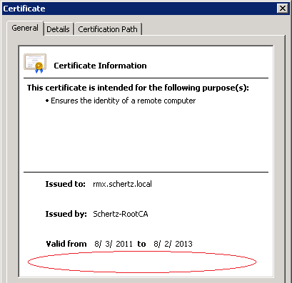 Certificate requests in windows server 2008 jeff schertzs blog although this appears to look like a certificate file it is actually just the public key portion that is generated by the ca the all important private yadclub Gallery
