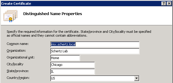 Certificate requests in windows server 2008 jeff schertzs blog image yadclub Image collections