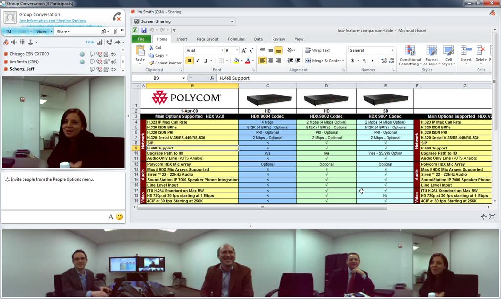 Updating the CX5000 and RoundTable Firmware : Jeff Schertz's Blog