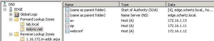 Lync Server 2010 Deployment – Part 4 : Jeff Schertz's Blog