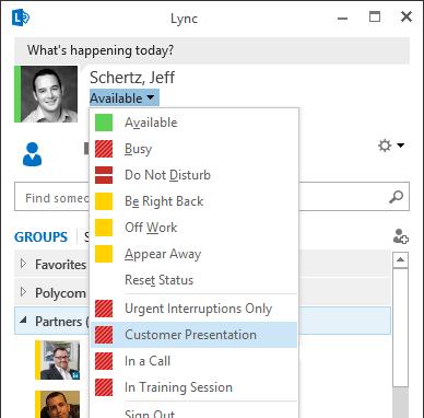 skype how to delete status updates