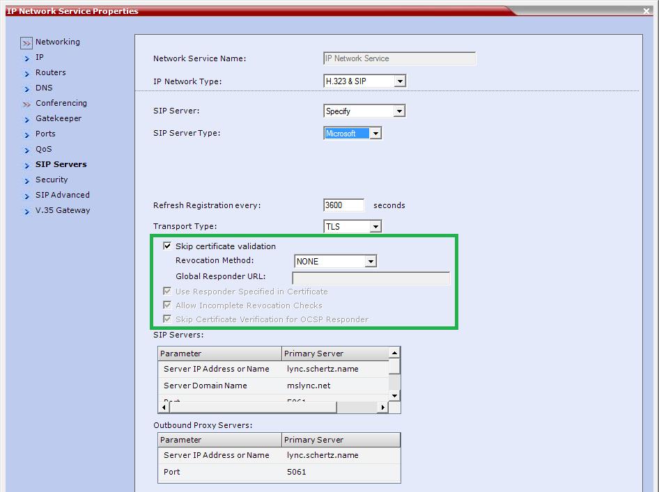 Improved Rmx Certificate Management Jeff Schertzs Blog