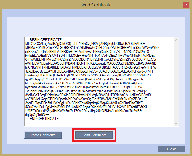 Improved RMX Certificate Management : Jeff Schertz's Blog