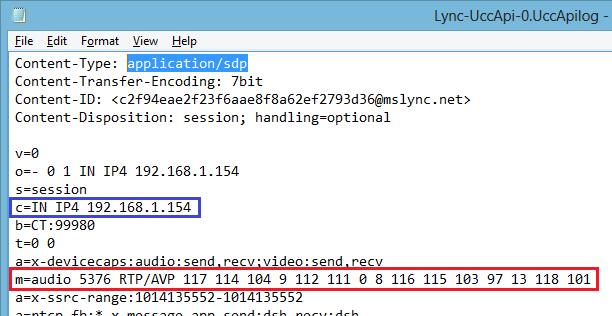 Media Codecs in Lync 2013 : Jeff Schertz's Blog