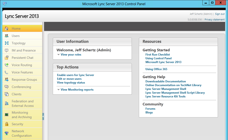 Managing Lync Online with PowerShell : Jeff Schertz's Blog