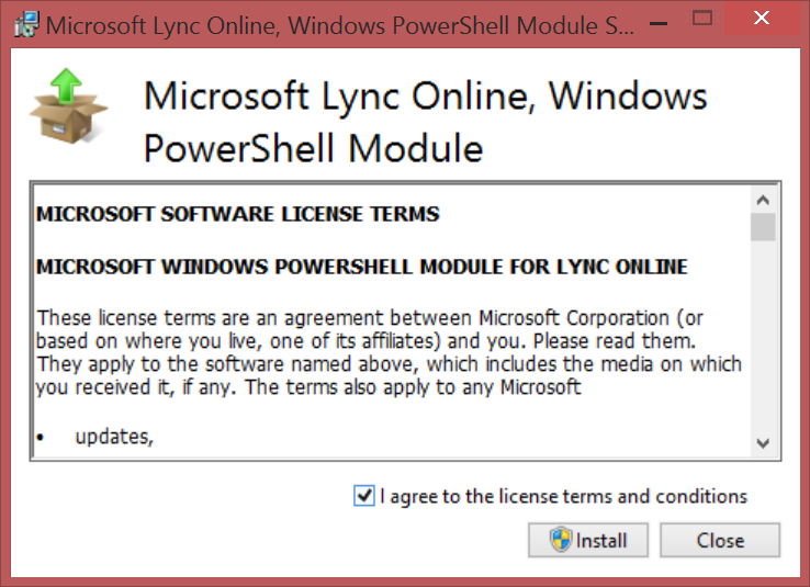 Managing Lync Online with PowerShell : Jeff Schertz's Blog