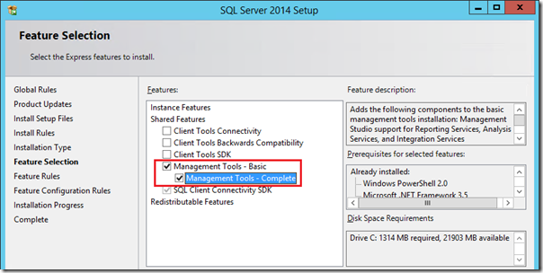 SQL Management Studio with Skype for Business : Jeff