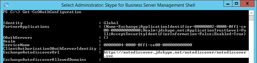 Exchange and Skype for Business Integration : Jeff Schertz's