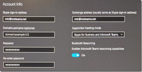 Creating Microsoft Teams Rooms Accounts : Jeff Schertz's Blog